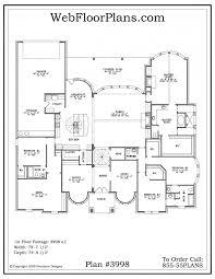 Farm House Plans Single Story Farmhouse Floor Plans Hahnow
