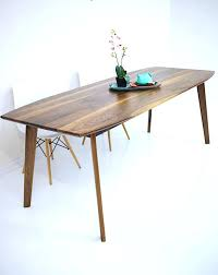 live edge table west elm walnut dinning room table impressing live edge solid black dining on