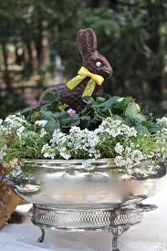 Outside Easter Decor Best 25 Easter Table Decorations Ideas On Pinterest Easter