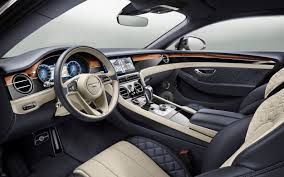 luxury cars inside new 2018 bentley continental gt revealed at frankfurt motor show