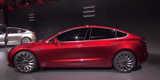unveils its 35 000 model 3 for the masses