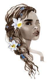 flower hair 5 ways to wear flowers in your hair without looking like a