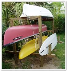 Wooden Kayak Storage Rack Plans by 60 Best Diy Kayak Images On Pinterest Kayak Fishing Kayaks And