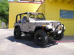 jeep camo jeep anthony u0027s planet pickup san antonio u0027s off road headquarters