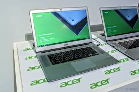 acer chromebook 15 aluminum hands on review surface