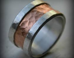 manly wedding bands mens cross wedding band rustic hammered cross ring oxidized