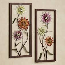 Metal Flower Wall Decor - diy bathroom wall decor pinterest ideas pinterest floral