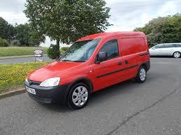 opel combo 2007 vauxhall combo 1 3 cdti diesel van red 2007 bargain only 1150