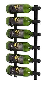 amazon com vintageview ws21 2 foot 6 bottle wall mounted wine