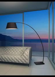 Pure Lighting Zuo Pure Lighting Vortex Floor Lamp Black 50074 Modern