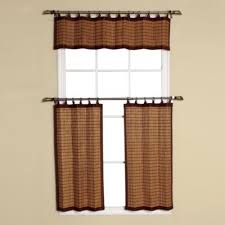 Bamboo Curtains For Windows Buy Bamboo Window Treatments From Bed Bath Beyond