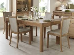 Glass Extendable Dining Table And 6 Chairs Extending Dining Table And 6 Chairs From The Denver Extendable