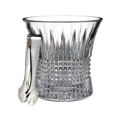 crystal ice buckets u0026 bar accessories waterford official us site