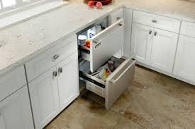 home improvement ideas kitchen kitchen view kitchen refrigerator drawers design ideas creative