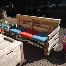 Wood Patio Furniture Sets Dazzling Pallet Patio Seating Set