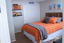 Boys Room Decor Ideas Boy S Room Reveal The Idea Room
