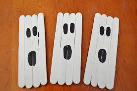 halloween decor kid u0027s popsicle stick crafts surviving a