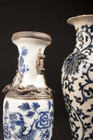 chinese vase appraisal chinese blue and white vases