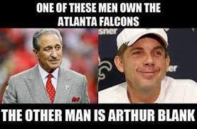 Saints Falcons Memes - 15 best memes of the new orleans saints beating the atlanta falcons