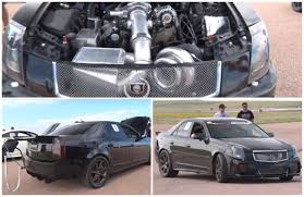 turbo cadillac cts v 101mm turbo cadillac cts v makes 1200hp and runs 180 mph ls1tech