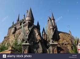 hogwarts castle in the wizarding world of harry potter islands