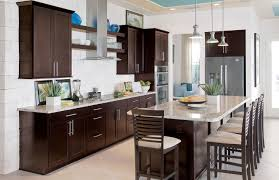 Kitchen With Brown Cabinets Sonoma Cabinets Specs U0026 Features Timberlake Cabinetry