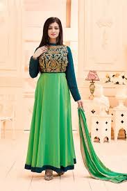 semi stitched salwar suits buy women dress material unstitched