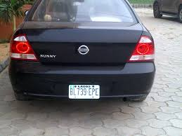 clean registered nissan sunny 2008 for sale 900k autos nigeria