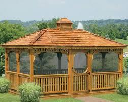 Backyard Gazebos Pictures - patio gazebos u2013 ideas for using outdoor gazebos creatively