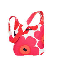 clover bag white red marimekko com