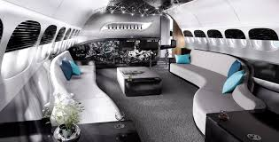 Aircraft Interior Design Private Jet Interior Design Vip Completions
