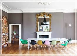 Esszimmerst Le Bunt Bunte Esszimmerstühle U2013 Modernes Haus