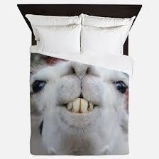 Alpaca Duvet Llama Duvet Covers King Queen U0026 Twin Duvet Cover Sets