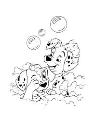 102 dalmatiner ausmalbilder 02 ausmalbilder pinterest 101
