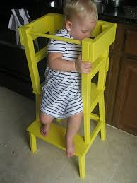 Toddler Stool For Kitchen by Another Ikea Hack Diy Learning Tower U2013 What The Vita