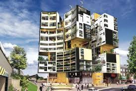 Modern Home Interior Design  Building Designs Home Design - Apartment building designs