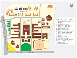campus map l d college of engineering
