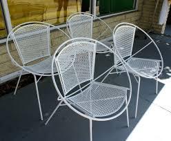 Mid Century Modern Outdoor Furniture Best 25 Salterini Ideas On Pinterest Midcentury Chaise Lounge