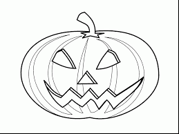 awesome halloween jack lantern coloring pages printable with jack