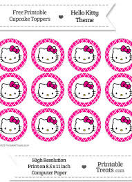 hello cupcake toppers free magenta moroccan tile hello cupcake toppers printable