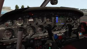 x plane 11 pa 28r arrow iii just flight
