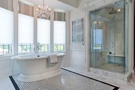 Bathroom And Shower Greaves Design Master Ensuite Freestanding Bath And Marble