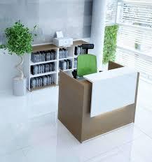 Office Furniture Reception Desk Counter by Best 25 Small Reception Desk Ideas On Pinterest Salon Reception