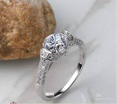 diamond marriage rings images 925 silver swiss diamond ring women 39 s diamond ring married the jpg