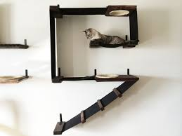 Kitchen Wall Shelves by Wall Mounted Cat Shelves Pennsgrovehistory Com