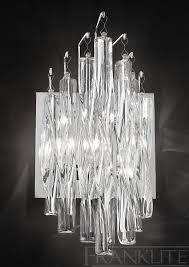franklite glacial wall light fl2176 4 franklite lighting