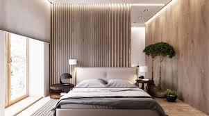 chambre en bois mur en bois 12 exemples pour décorer votre chambre avec un mur en bois