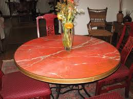 Custom Marble Table Tops by Dances With Walls Decorative Artist James E Todd Faux Marble