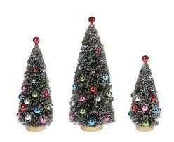 decorations tagged bottle brush trees theholidaybarn