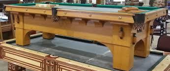 brunswick mission pool table pool table for sale